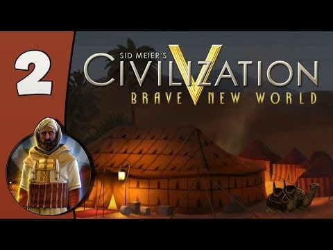 Civilization V Daily #1: Morocco - Part 2