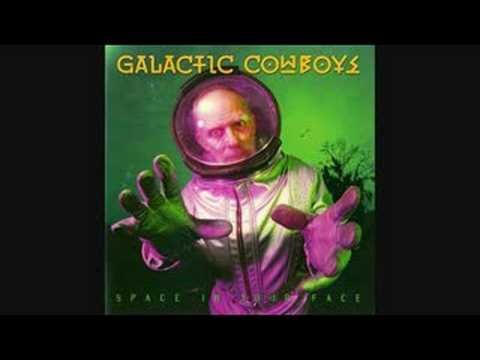 Galactic Cowboys - Flag