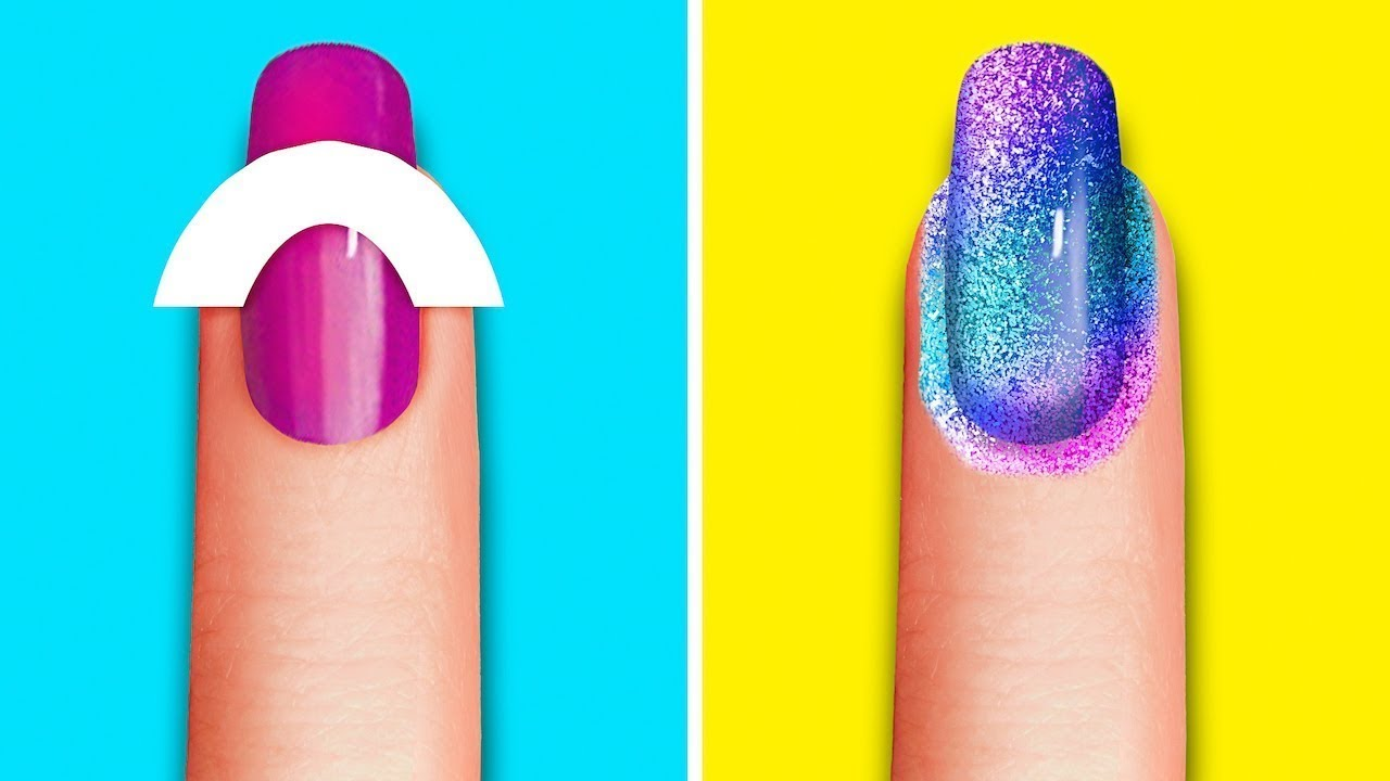 30 PERFECT SUMMER NAIL ART DESIGN BY 5 MINUTE CRAFTS ZONE