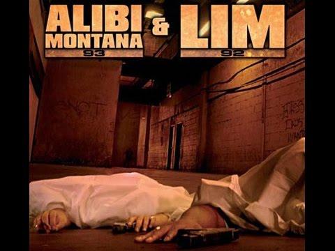 LIM feat. Alibi Montana - Problème de ghetto