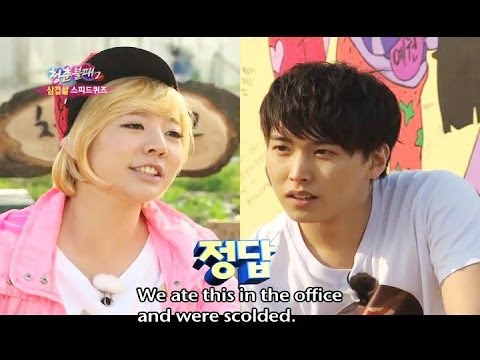 Invincible Youth 2 | 청춘불패 2 - Ep.24: Pork Belly Party With G6's Family & Friends video