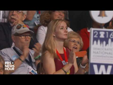 VP Joe Biden commends Michelle Obama speech