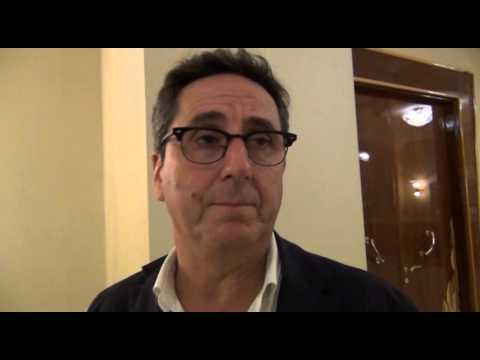 24-07-2014: Molfetta ai nastri di partenza della Superlega, parla Vincenzo Di Pinto