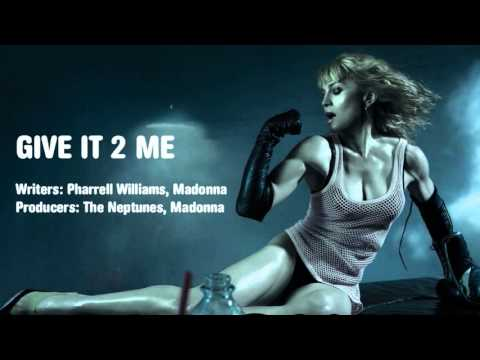 Madonna - give it 2 me (fedde le grand remix) cover of release