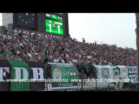FERENCVÁROS - AALESUND 2-1 2011 07 14