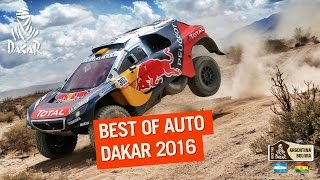Car/Auto/Coche - Best Of Dakar 2016
