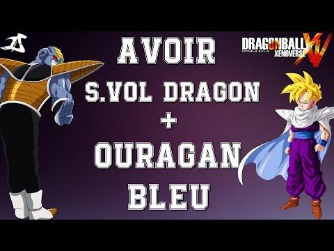[Tuto] Avoir Super vol du dragon + Ouragan bleu