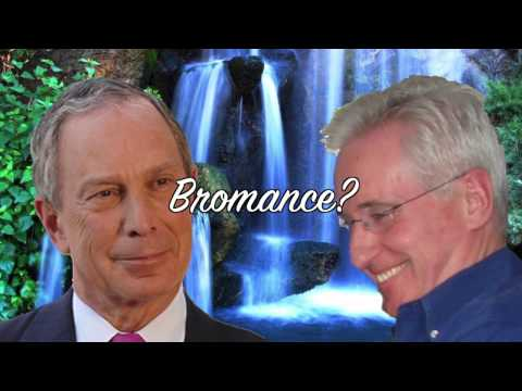 John Morse and Michael Bloomberg: A love story