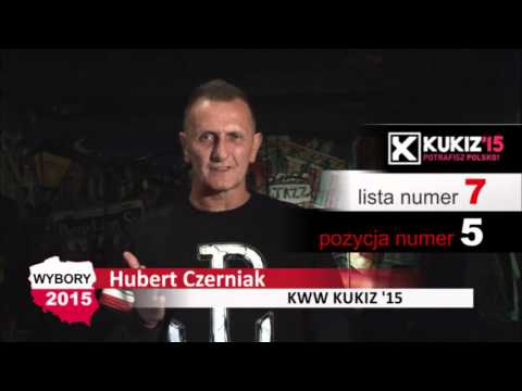 Hubert Czerniak  - Spot Wyborczy