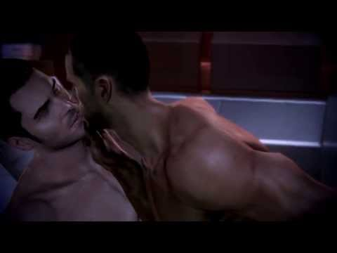 Mass Effect 3: Kaidan Gay Romance #17: Sex Scene video
