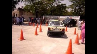 DRIVING TEST IN Rawalpindi PAKISTAN