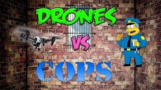 Drones vs COPS # 1 Part 1