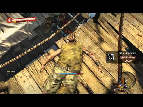 Dead Island Riptide - Where To Find Survivor DLC Shop