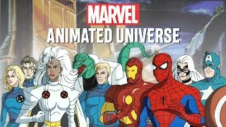 90s Marvel Cartoons: The Original MCU?