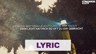 Gestört aber GeiL feat. Chris Cronauer - Leuchtturm (Official Lyric Video HD)