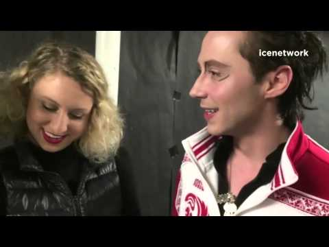 34 Questions With Johnny Weir