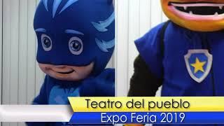 Show infantil de Paw Patrol y PJ Masks