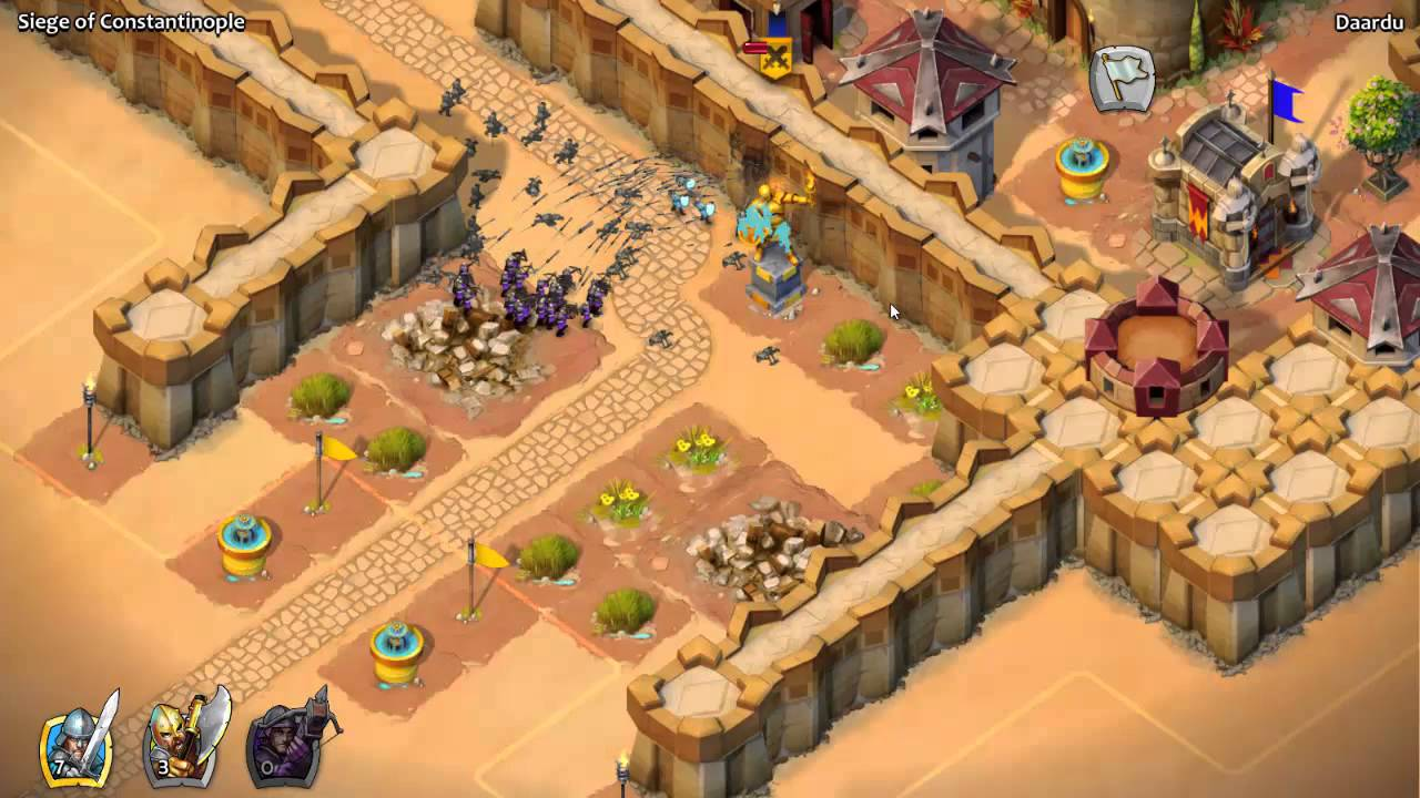 Age of empires castle siege single player siege of constantinople