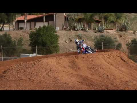 Epic James Stewart Supercross Practice Video