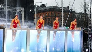 Synchronised swimmers Aquabatique - Britain's Got Talent 2012 audition - UK version