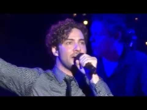 David Bisbal - Herederos - Ferro - Buenos Aires - Argentina - 05/04/2014