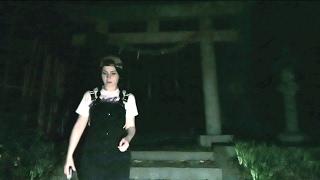 Exploring an Abandoned Japanese Shrine at Night