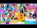 Disney Princess Lego Pool Party Dress Up Swimwear Silly Play Kids Toys -
