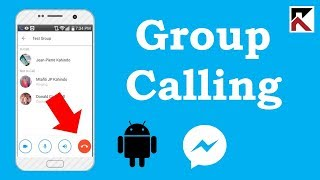 Facebook Messenger Group Calling Android
