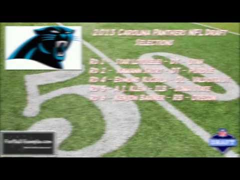 Football Gameplan's 2013 NFL Draft Grades - Carolina Panthers