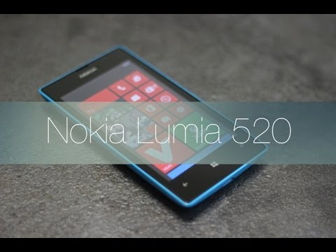 Nokia Lumia 520 Review en Español