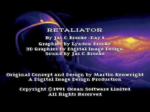F Retaliator Dos Music Medley