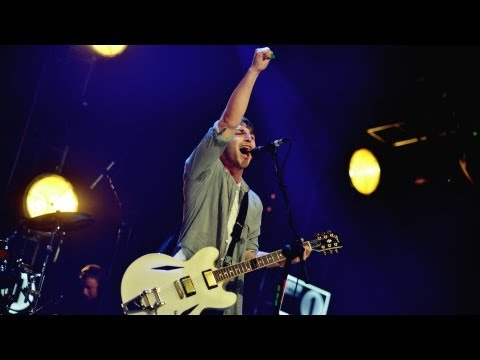 We Are The Ocean - Machine (Live @ BBC Radio 1's Big Weekend, 2013)