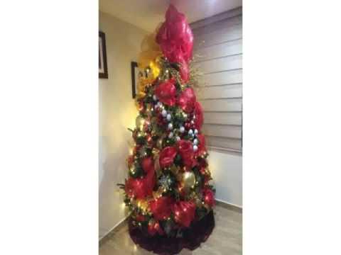 Dekorieren weihnachtsbäume