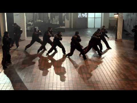 StreetDance 3D The Surge Audition Full