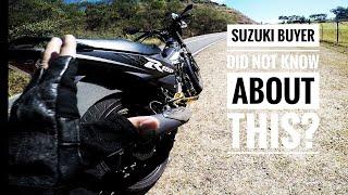 SUZUKI RAIDER 150 ONE YEAR PERFORMANCE REVIEW
