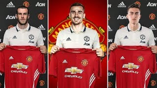 Top 5 Players Manchester United Need To Sign To Regain Their Dominance | TRANSFER NEWS