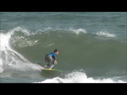 Melbourne Beach NSSA Contest Groms