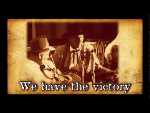 In The Name Of Jesus- with Lyrics- classic gospel song-Bluegrass...