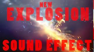 explosion sound effects # 47