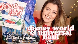 DISNEY WORLD, UNIVERSAL AND FLORIDA HAUL | LUCY WOOD