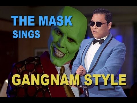 THE MASK sings PSY - GANGNAM STYLE (강남스타일)