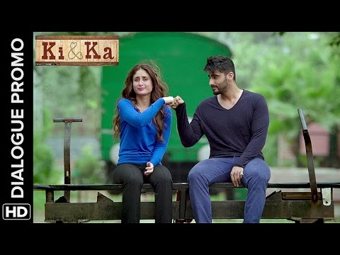 Arjun Wants To Waste His Life | Ki & Ka | Dialogue Promo