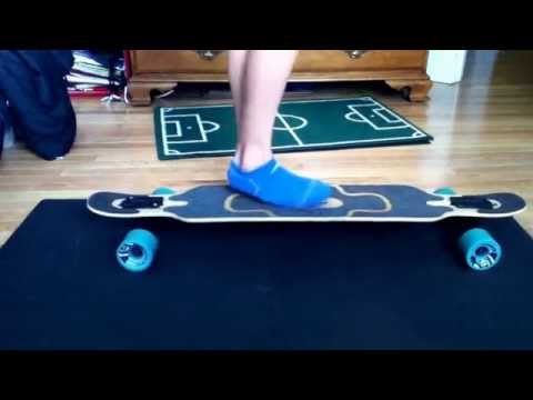 Longboard unboxing and review: loaded tan tien