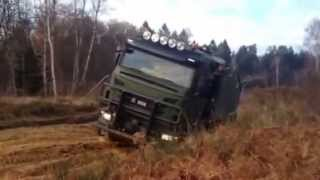 Scania Bison - Recovery Truck