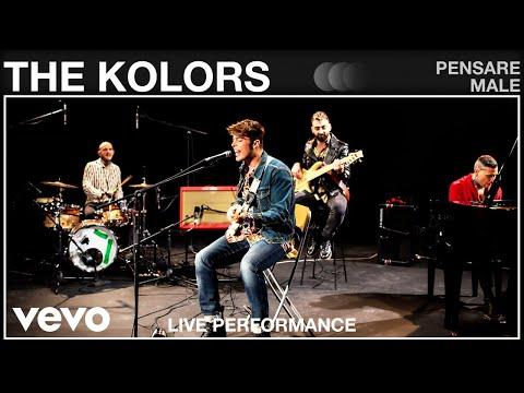 The Kolors - Pensare Male - Live Performance | Vevo