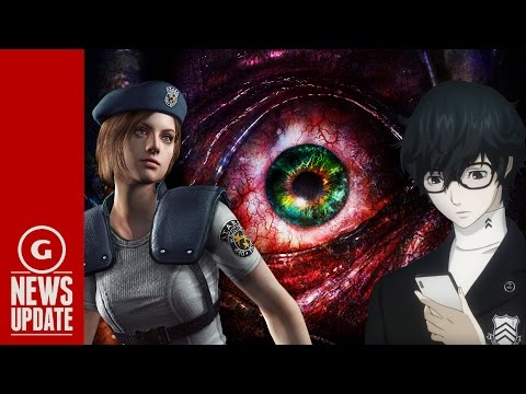 Persona 5 Coming to PS4, Bloodborne Gets a Release Date, & More! - GS News Update