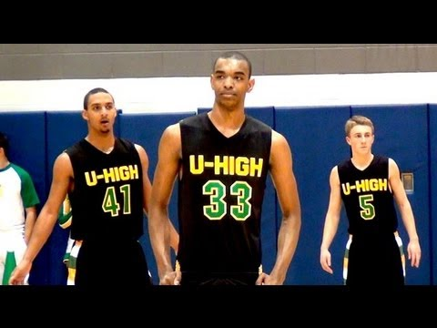 Ohio State commit Keita Bates-Diop shows unique range and skillset (7'2 wingspan)!