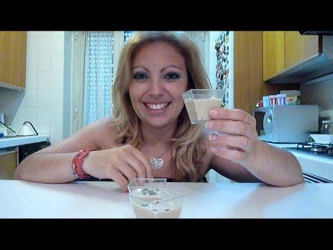 Crema di caffè , ricetta