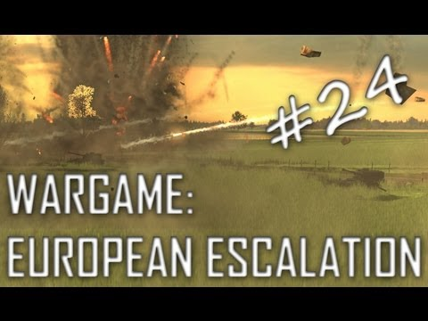 Wargame: European Escalation Gameplay #24 Wargame Cup Round 1 (Storm Eye, 1v1)
