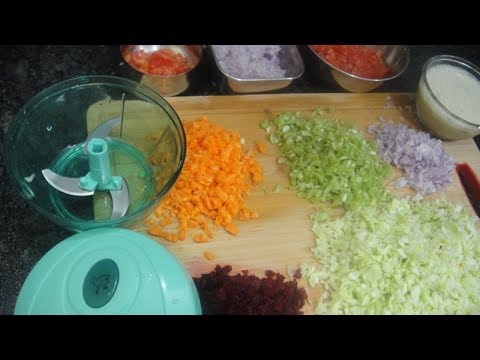 Pigeon Chopper Demo And Review In Tamil   Plus Minus 5 Star Rating   Gowri Reviews And Tips